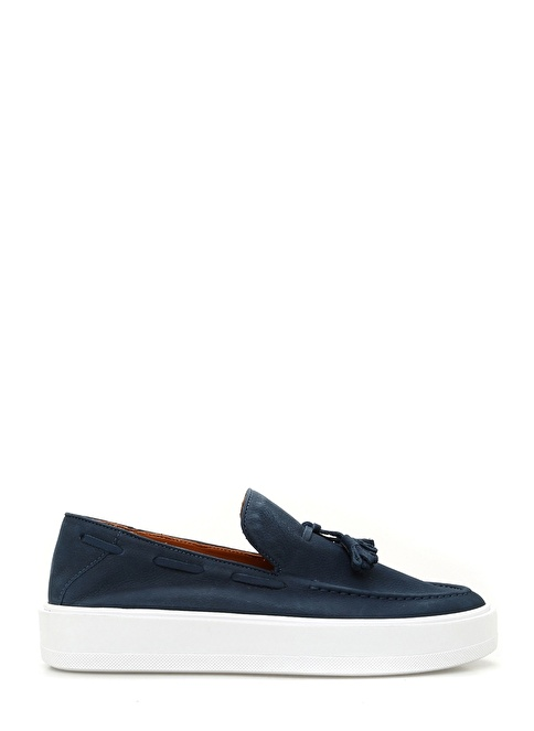 Que Ayakkabı İndigo